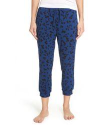 BB Dakota - Totally Trending Leopard Print Jogger Pants - Lyst