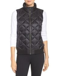 Patagonia - Prow Bomber Down Vest - Lyst