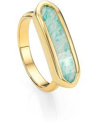 Monica Vinader - 'baja' Stone Ring - Lyst