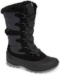 Kamik - Snovalley2 Waterproof Thinsulate-insulated Snow Boot - Lyst
