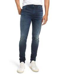 Hudson Jeans - Hudson Zack Skinny Fit Jeans - Lyst
