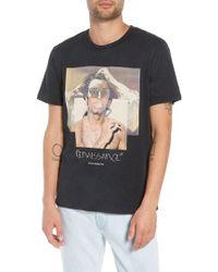 ELEVEN PARIS - Renaissance Graphic T-shirt - Lyst