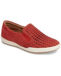 Comfortiva - Lyra Perforated Slip-on Sneaker - Lyst