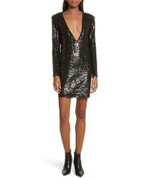 IRO - Nobila Sequin Dress - Lyst