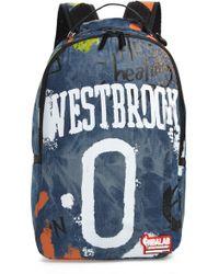 Sprayground - Westbrook Denim Backpack - - Lyst