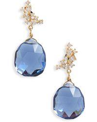Serefina - Drop Earrings - Lyst