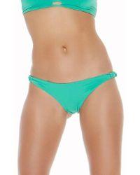 L*Space - Sundrop Slider Bikini Bottoms - Lyst