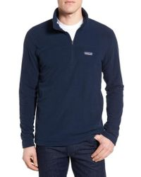 Patagonia - Fleece Pullover - Lyst