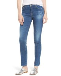 AG Jeans - 'prima' Skinny Jeans - Lyst