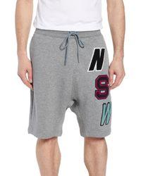 Nike - Nsw Fleece Shorts - Lyst