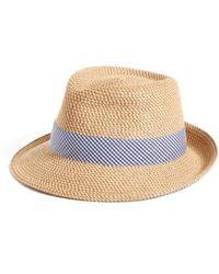 Eric Javits | 'classic' Squishee Packable Fedora Sun Hat | Lyst