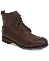 Blackstone - 'gull' Plain Toe Boot - Lyst