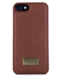 Ted Baker - Haliday Iphone 6/6s/7/8 & 6/6s/7/8 Plus Case - - Lyst
