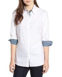 Barbour - X Liberty Victoria Shirt - Lyst