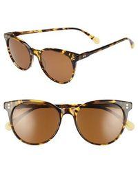 Raen - Norie 53mm Sunglasses - Tokyo Tortoise/ Brown - Lyst
