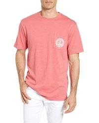 Vineyard Vines - Every Day Should Feel This Good Pocket T-shirt - Lyst