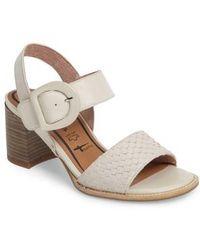 Tamaris - Danni Block Heel Sandal - Lyst