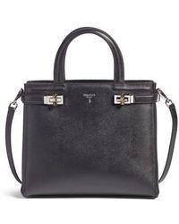 Stefano Serapian - Small Meline Evolution Leather Bag - Lyst