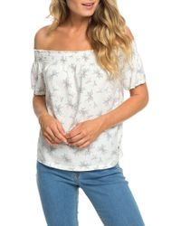bbda52fb29e8 Free People We The Free Venice Vibes Tank in White - Lyst