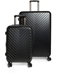Nordstrom - Chevron 29-inch Spinner Suitcase - - Lyst