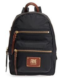 Frye | Mini Ivy Nylon Backpack | Lyst