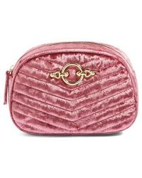 TOPSHOP - Queenie Quilted Bumbag - Lyst