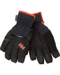 Helly Hansen - Alpha Warm Helly Tech Ski Gloves - Lyst