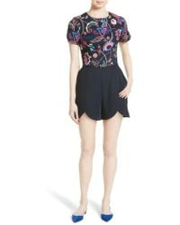 e0ca8c694a8 Lyst - Women s Ted Baker Playsuits On Sale