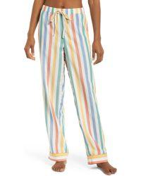Madewell - Bedtime Crayola Stripe Pajama Pants - Lyst