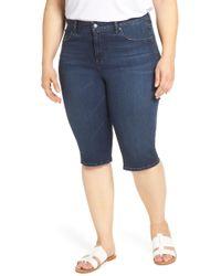 Lucky Brand - Ginger Denim Bermuda Shorts - Lyst