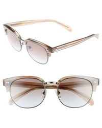 Wildfox - Clubhouse 50mm Semi-rimless Sunglasses - Galactic - Lyst