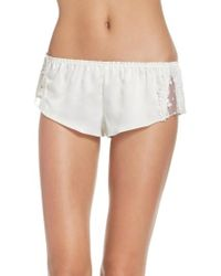 Flora Nikrooz - Showstopper Tap Shorts - Lyst