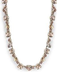 Sorrelli - Crystal Collective Necklace - Lyst