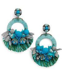 Ranjana Khan - Waverly Drop Earrings - Lyst