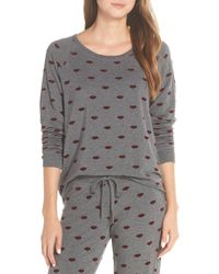 Pj Salvage - Loved Lounge Top - Lyst