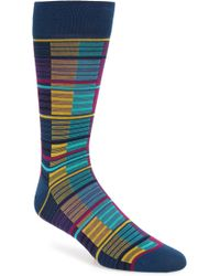 Pantherella - Stripe Socks - Lyst