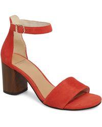 Vagabond - Carol Ankle Strap Sandal - Lyst