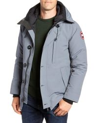 Canada Goose - Chateau Slim Fit Down Parka - Lyst
