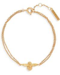 Olivia Burton - Bee Chain Bracelet - Lyst