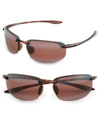 Maui Jim - 'ho'okipa - Polarizedplus2' 63mm Sunglasses - Lyst