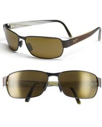 Maui Jim - 'black Coral - Polarizedplus2' 65mm Sunglasses - Lyst
