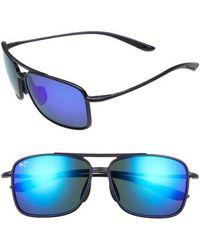 Maui Jim - Kaupo Gap 61mm Polarizedplus2 Sunglasses - Lyst