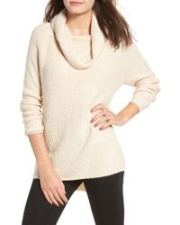 Dreamers By Debut - Cowl Neck Sweater - Lyst