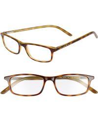 Kate Spade - Jodie 50mm Reading Glasses - Havana Green - Lyst