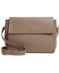Treasure & Bond - Carly Leather Crossbody Bag - Lyst