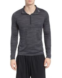 adidas - Ultimate Tech Quarter Zip Pullover - Lyst