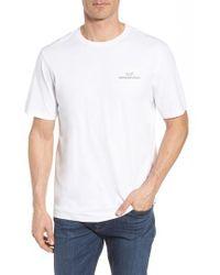 Vineyard Vines - Graphic T-shirt - Lyst