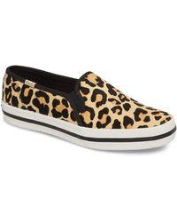 Kate Spade - Keds X Kate Spade Double Decker Slip-on Sneaker - Lyst
