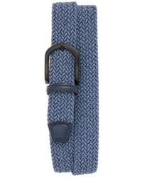 Torino Leather Company - Braided Melange Belts - Lyst