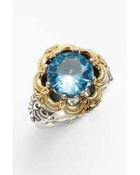 Konstantino - 'hermione' Semiprecious Stone Ring - Lyst